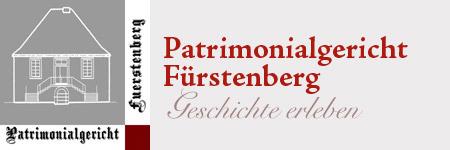 Patrimonialgericht Fürstenberg